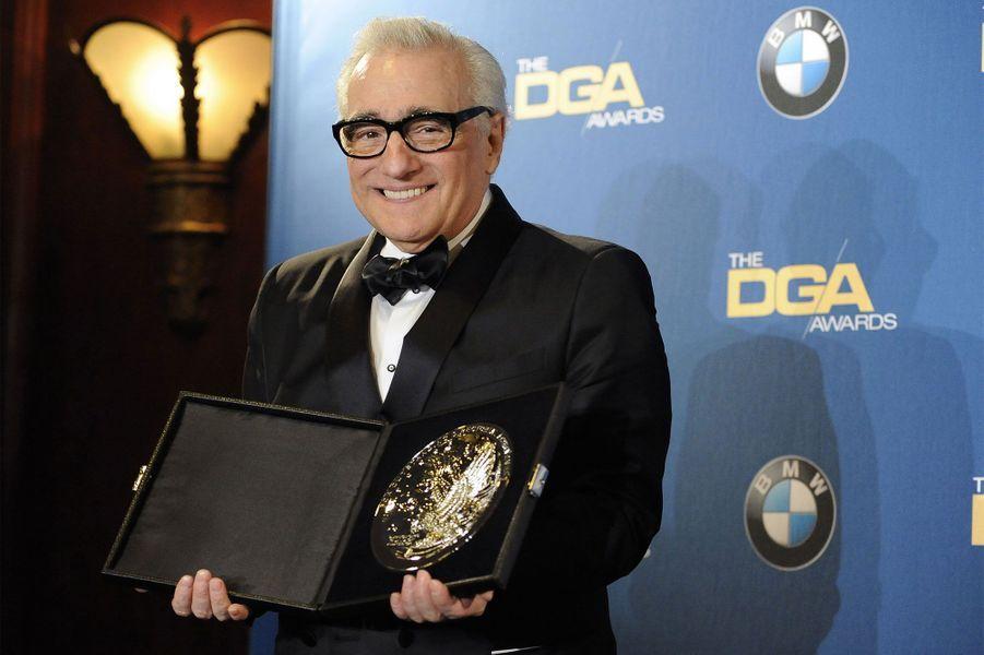 "Martin Scorsese (""Le Loup de Wall Street"")"