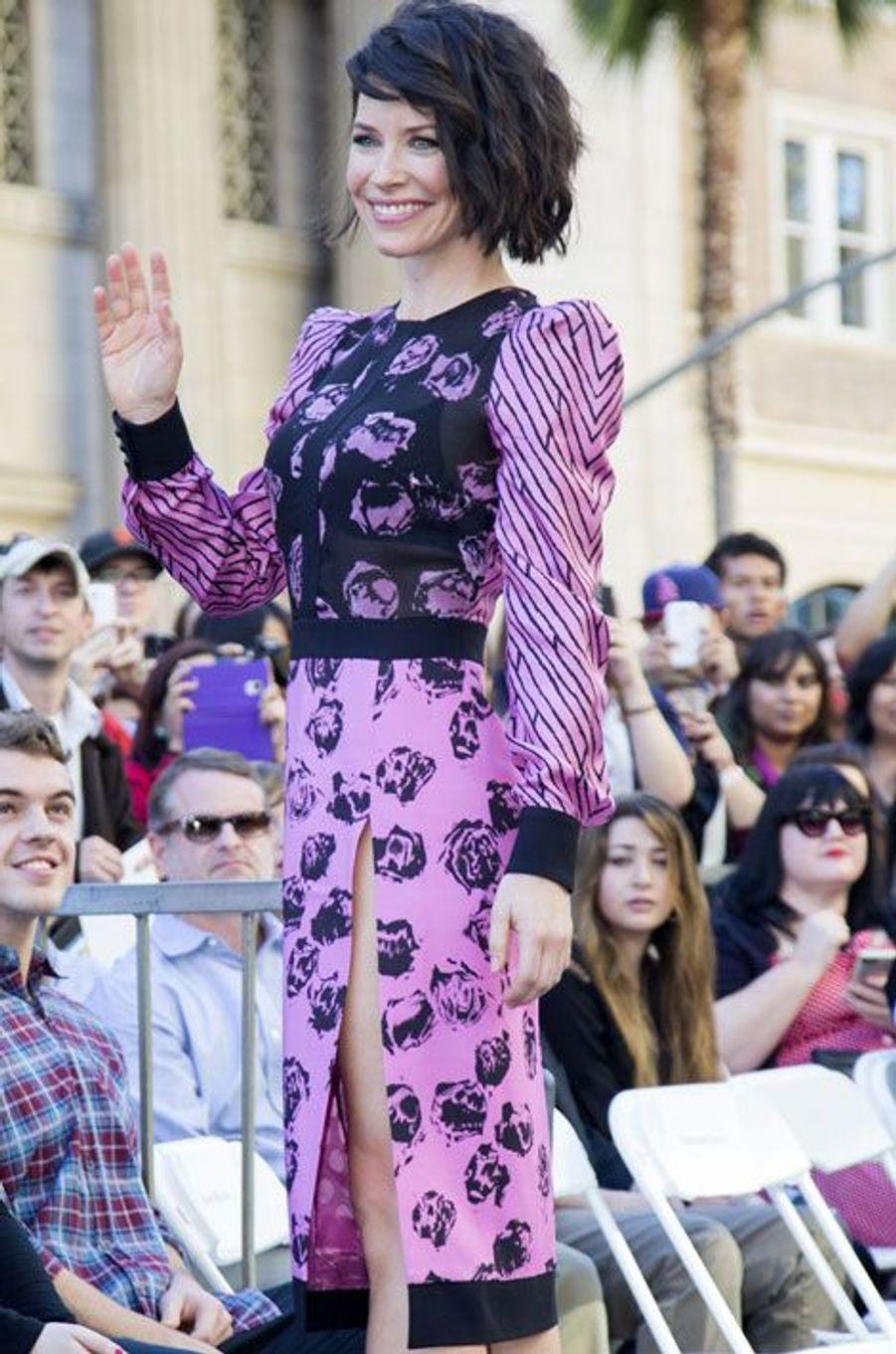 La magnifique Evangeline Lilly