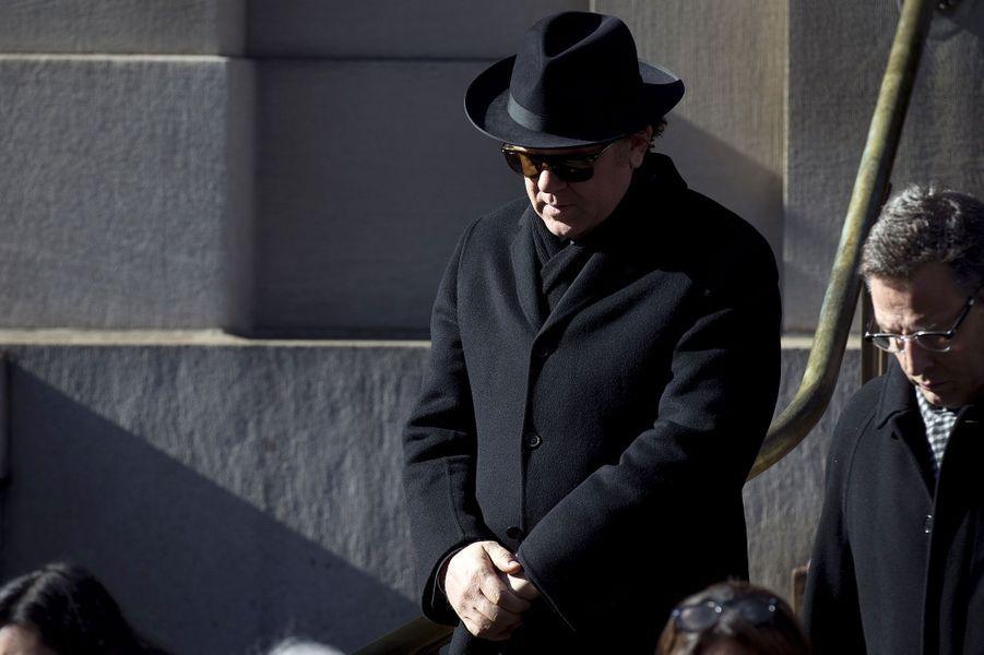 L'acteur John C. Reilly avait partagé l'affiche de «Magnolia» avec Hoffman en 1999.
