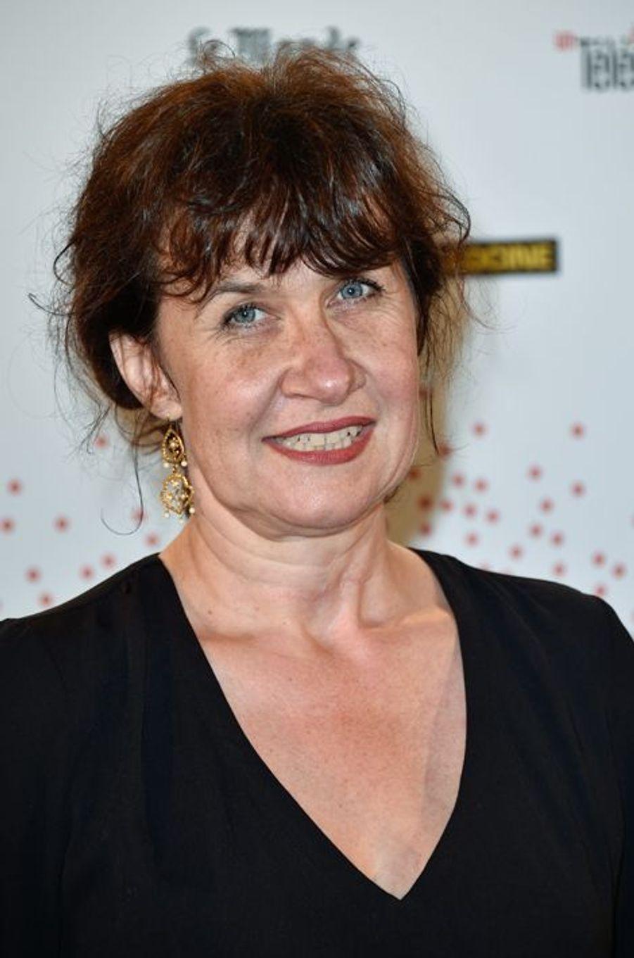 Anne Le Ny à Paris le 26 mars 2015