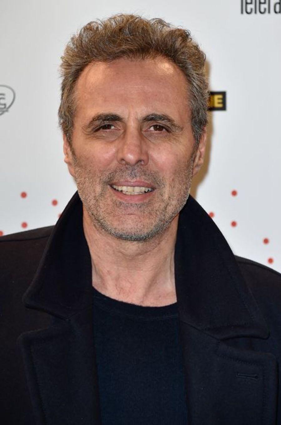Gilbert Melki à Paris le 26 mars 2015
