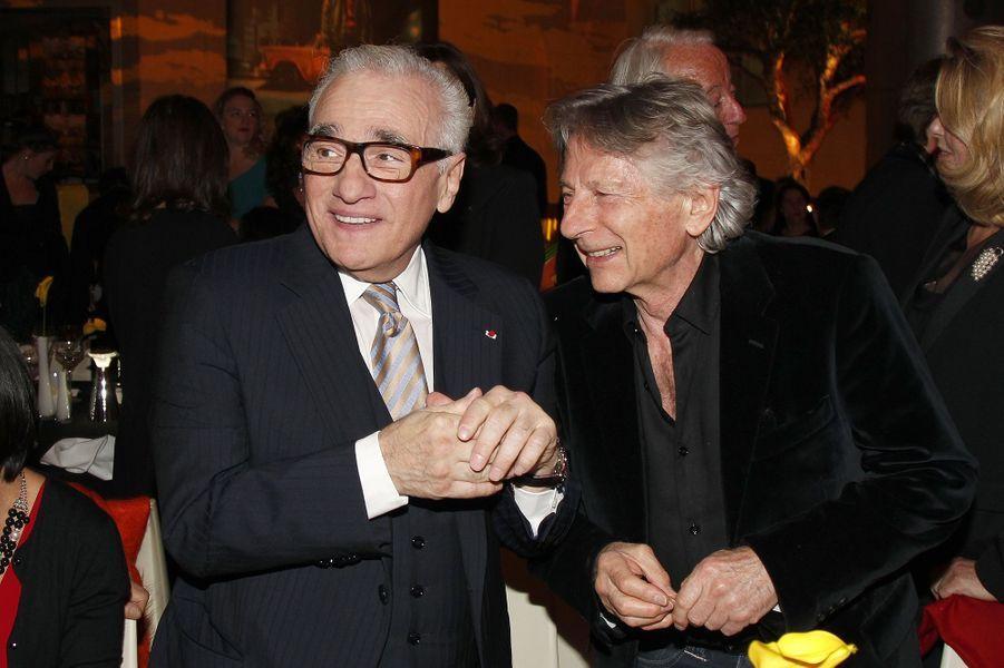 Martin Scorsese et Roman Polanski