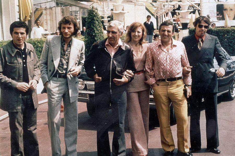 Claude Lelouch fait l'ouverture du Festival de Cannes 1972