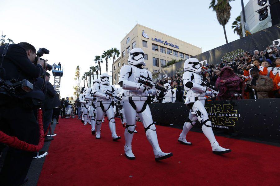 Star Wars se dévoile à la galaxie