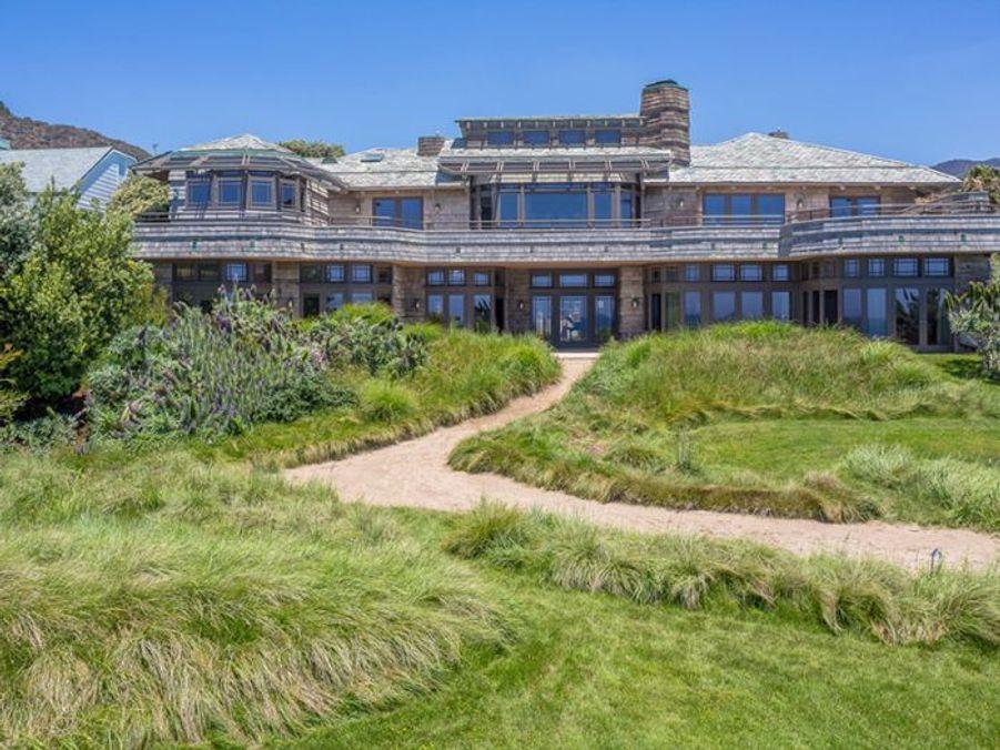 Steven Spielberg a vendu sa villa de Malibu pour la modique somme de 35 millions de dollars