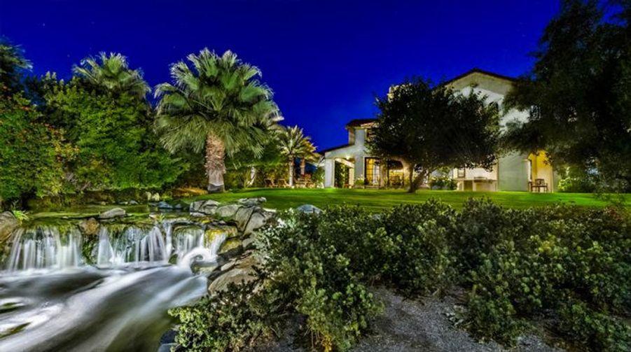 Sylvester Stallone met en vente sa villa de La Quinta