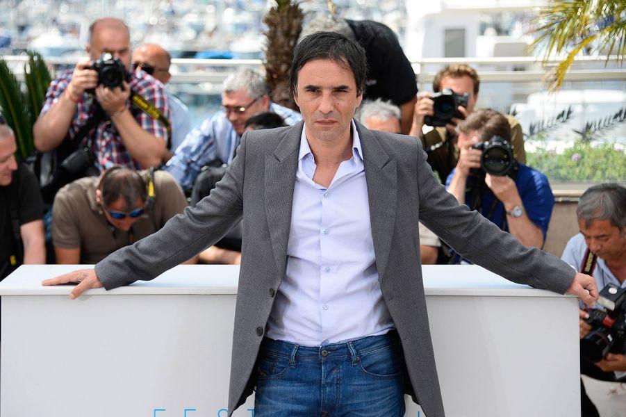 Samuel Benchetrit à Cannes le 17 mai 2015