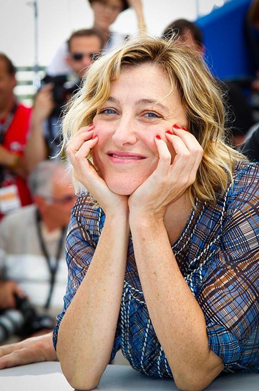 Valeria Bruni-Tedeschi à Cannes le 17 mai 2015