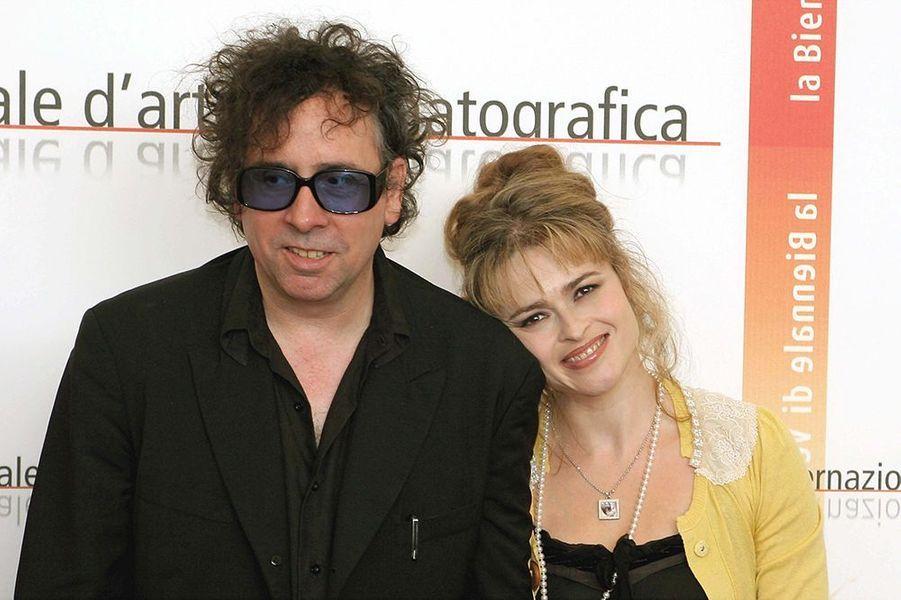 """À la présentation du film """"Charlie et la chocolaterie"""", au Festival de Venise le 7 septembre 2005"""