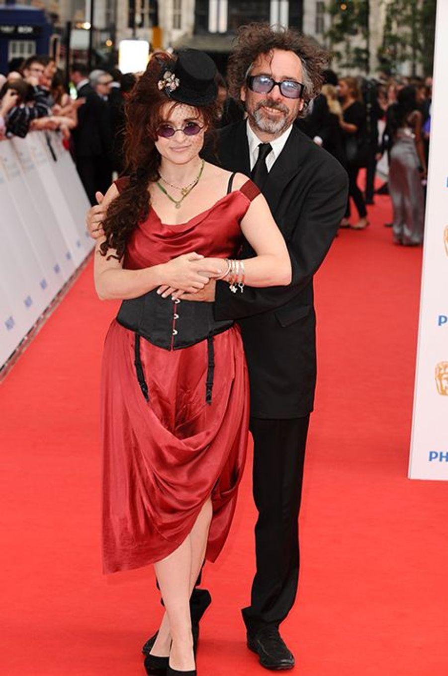 Aux BAFTA Tv Awards, à Londres le 6 juin 2010