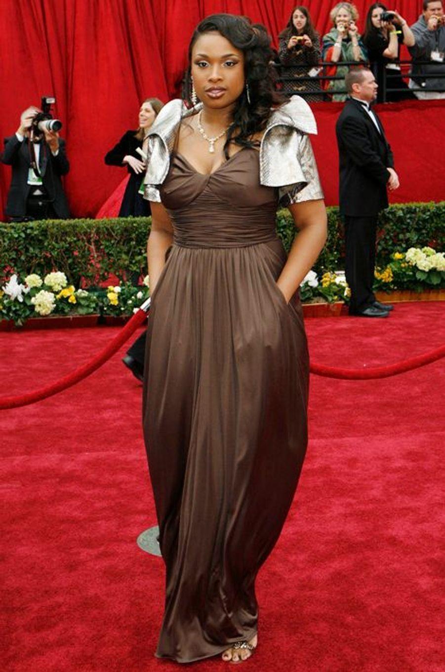 Jennifer Hudson aux Oscars 2007