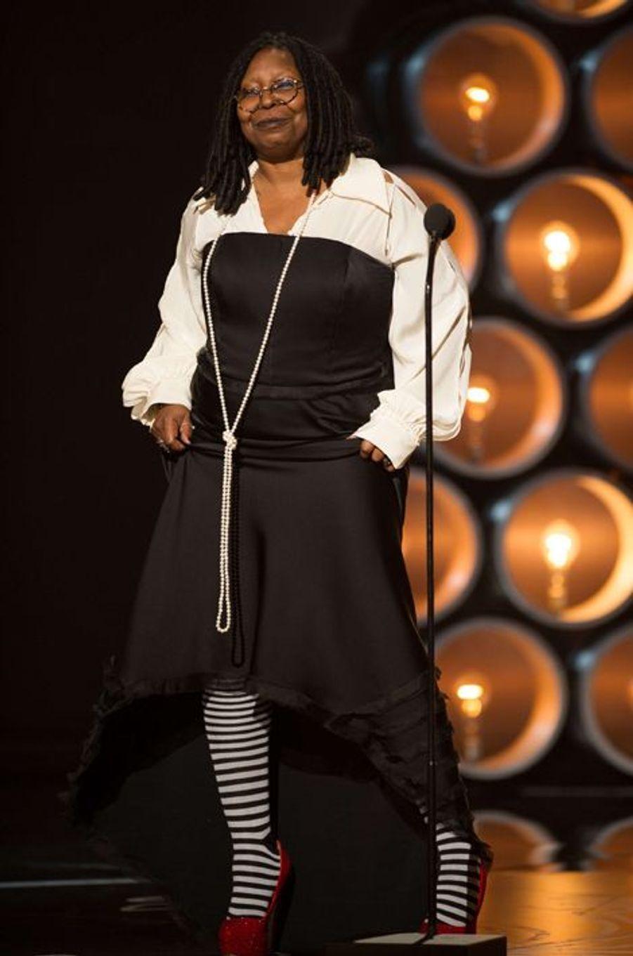 Whoopi Goldberg aux Oscars 2014