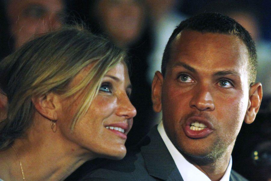 Elle vit ensuite une relation sérieuse avec le joueur des Yankee Alex Rodriguez (2010-2011)
