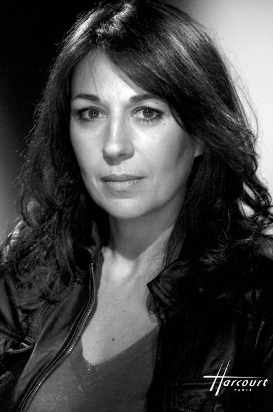 Valérie Benguigui au studio Harcourt à Paris, janvier 2007