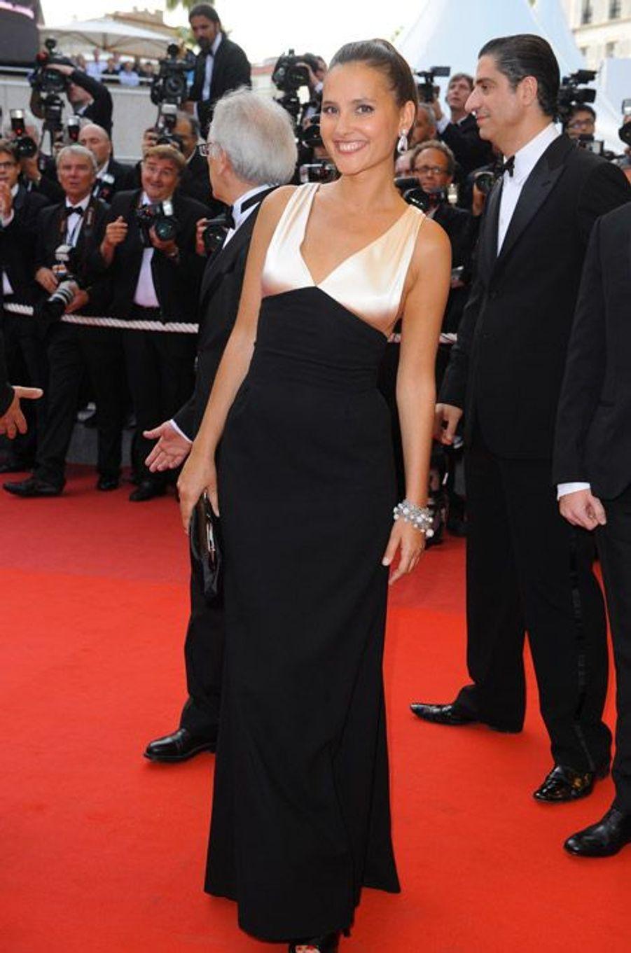 Très chic pour le festival de Cannes en 2009