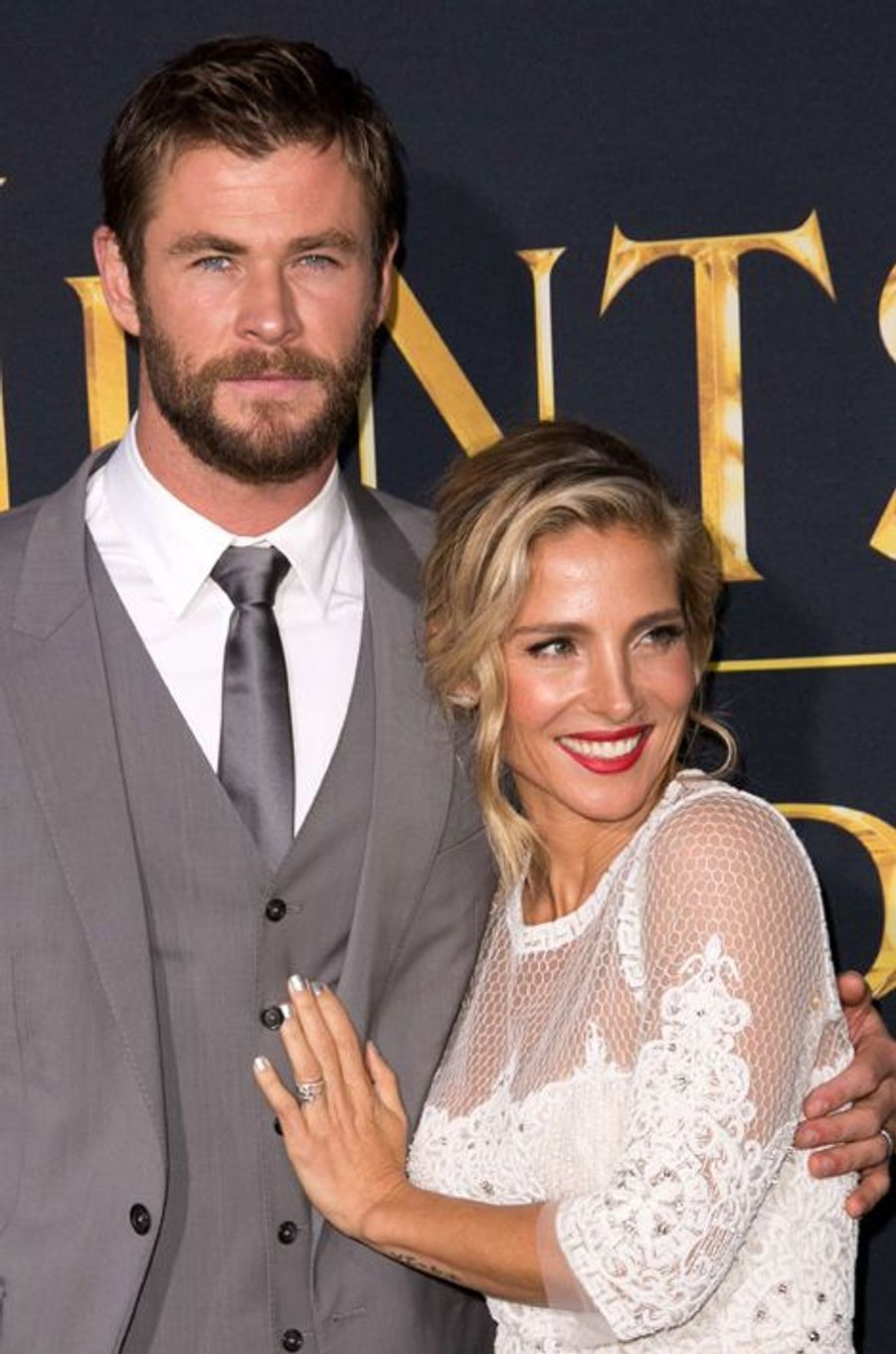 Chris Hemsworth et Elsa Pataky