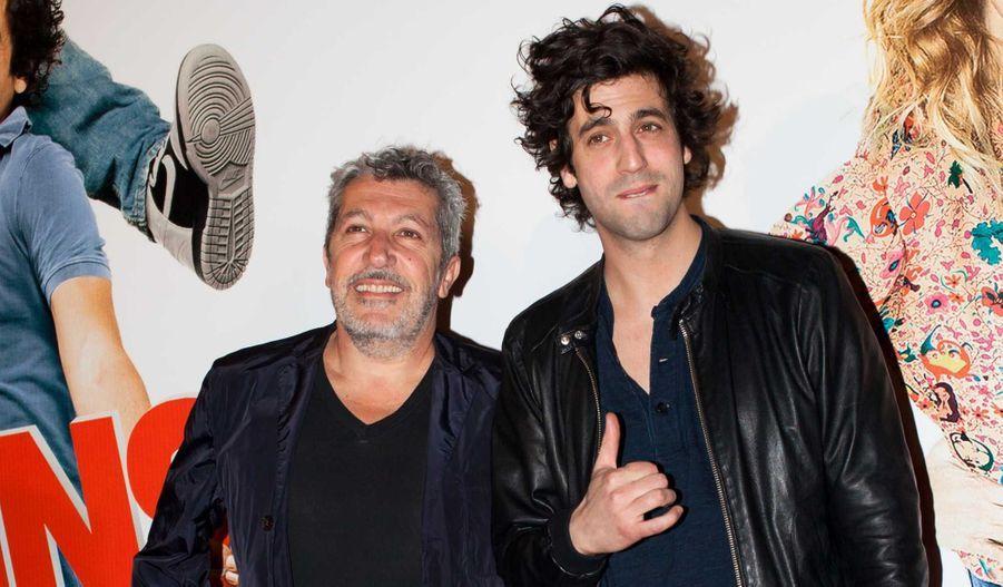 Alain Chabat et Max Boublil