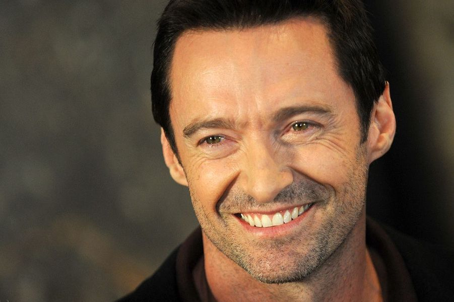 Hugh Jackman, à New-York, le 24 janvier 2014.