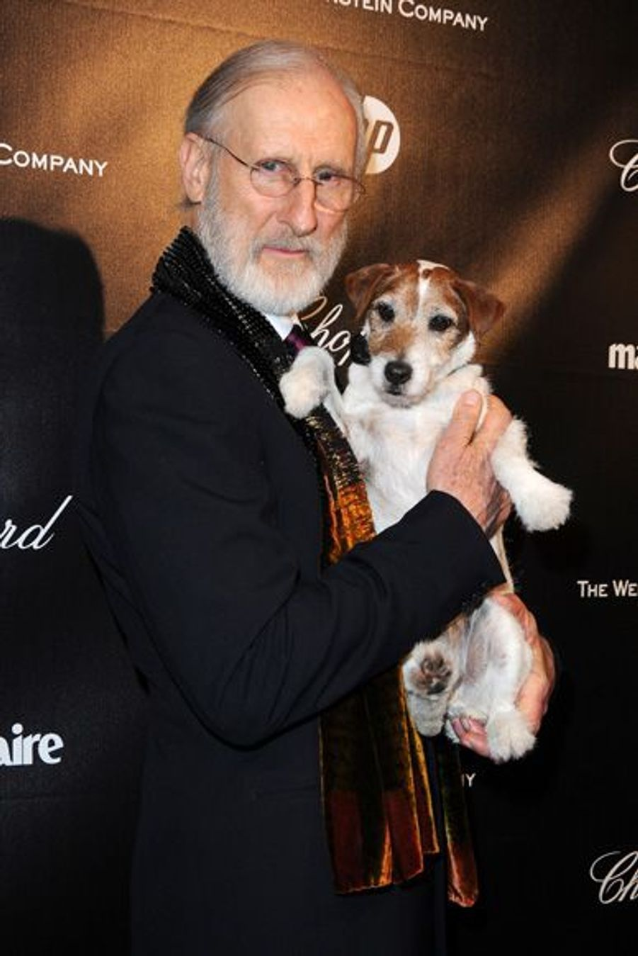 James Cromwell et Uggie