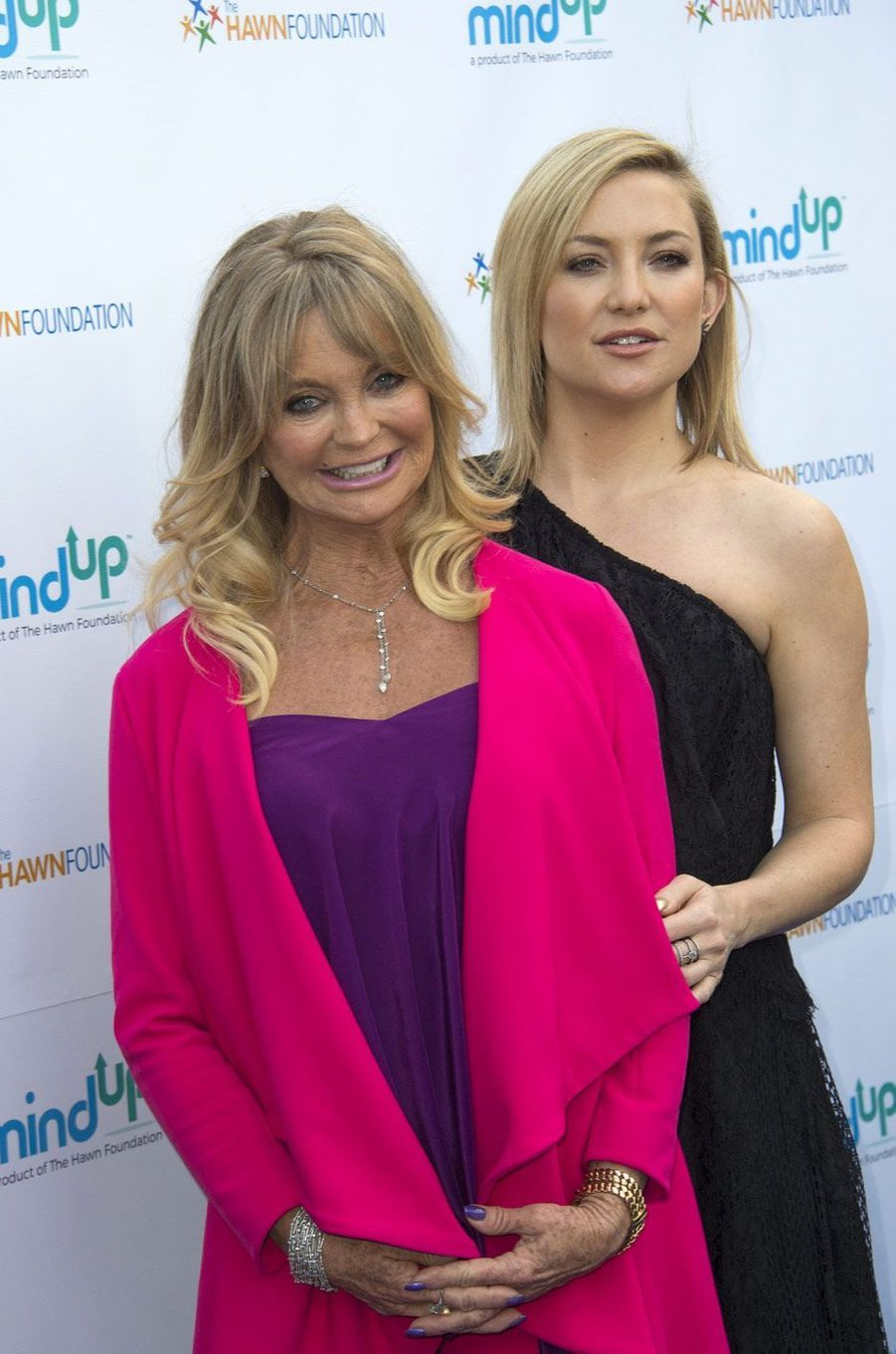 Goldie Hawn et sa fille Kate Hudson, complices