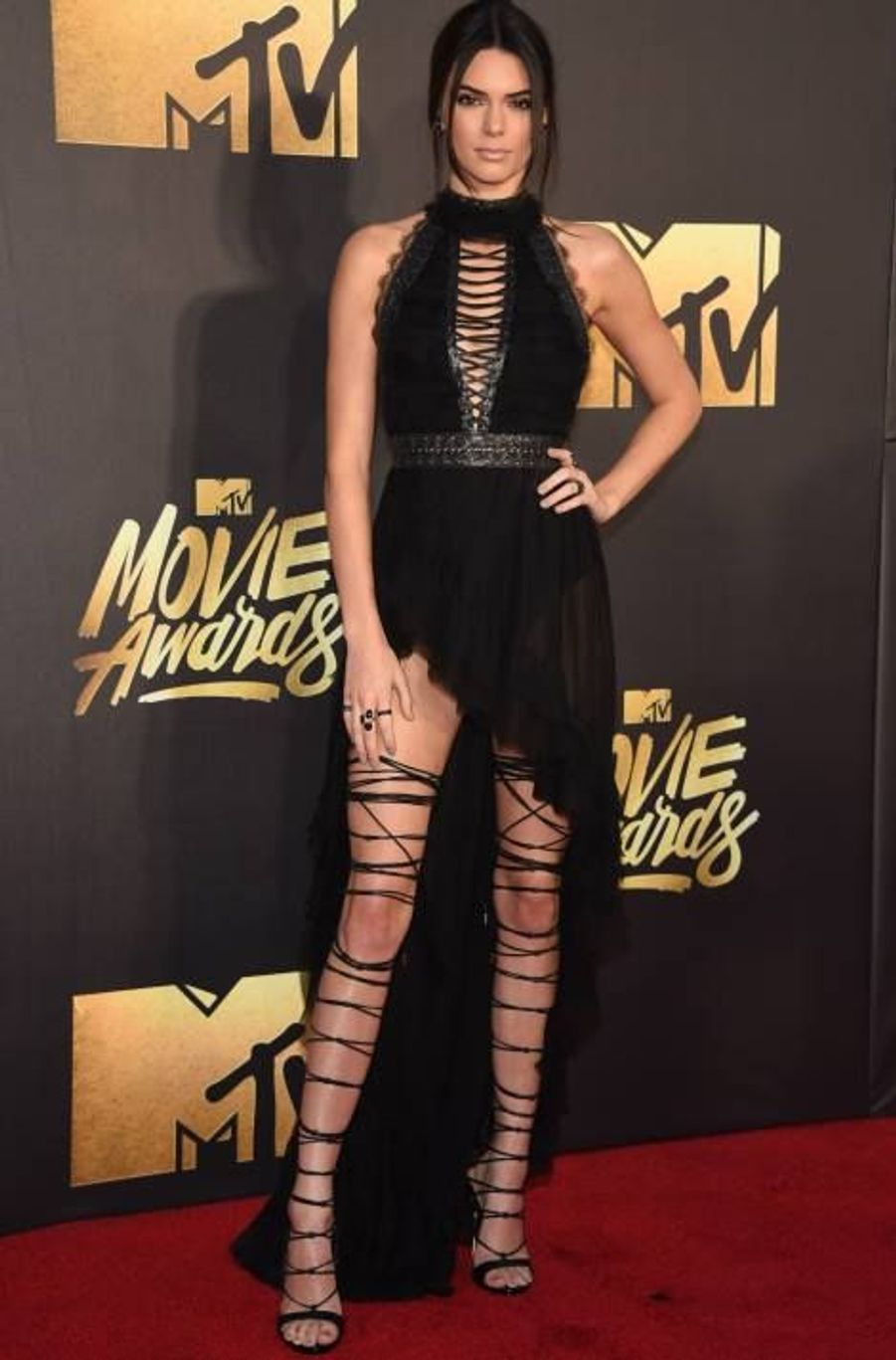 Les MTV Movie Awards célèbrent les stars