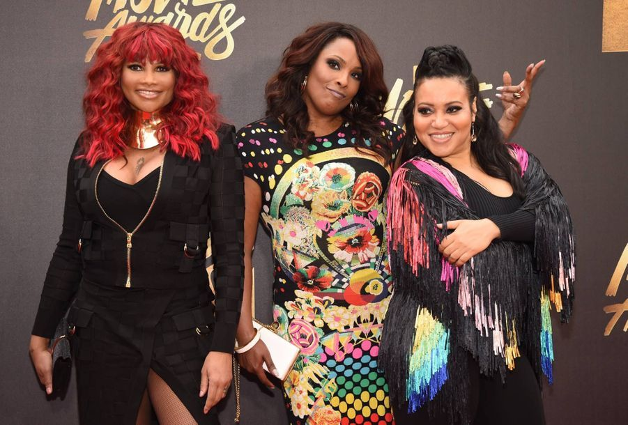 Salt, Peppa et DJ Spinderella