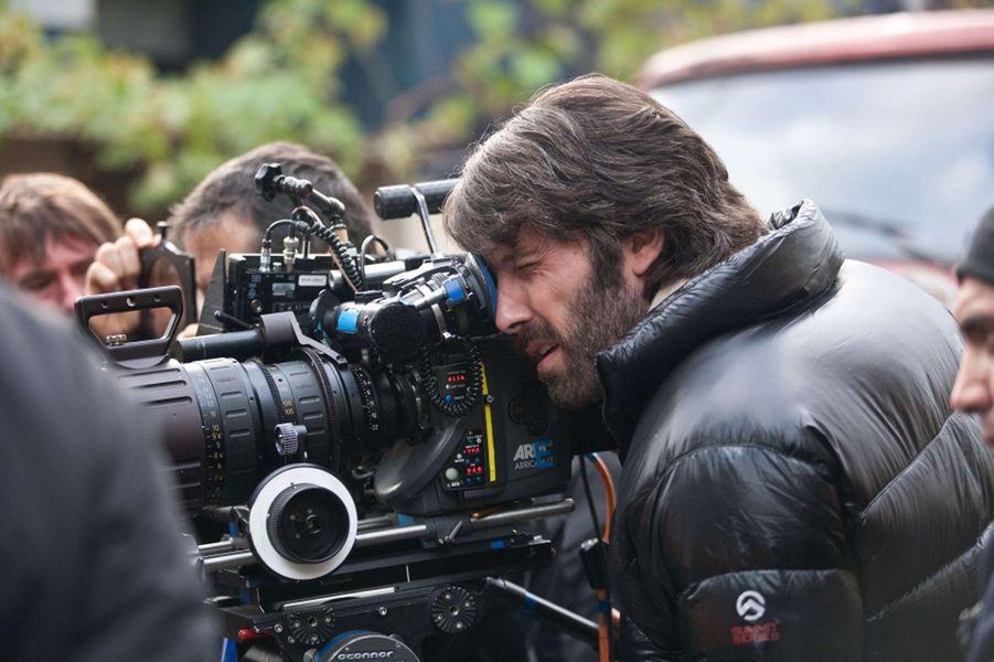 """Sur le tournage d'""""Argo"""", 2013"""