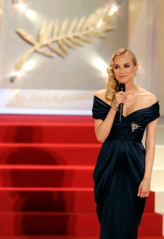 Hôtesse de charme du cinéma mondial, Diane Kruger a été la maîtresse des cérémonies du 60e Festival de Cannes.