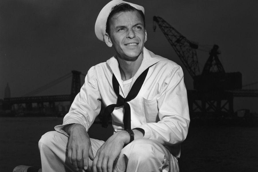 Frank Sinatra à New York, 1949