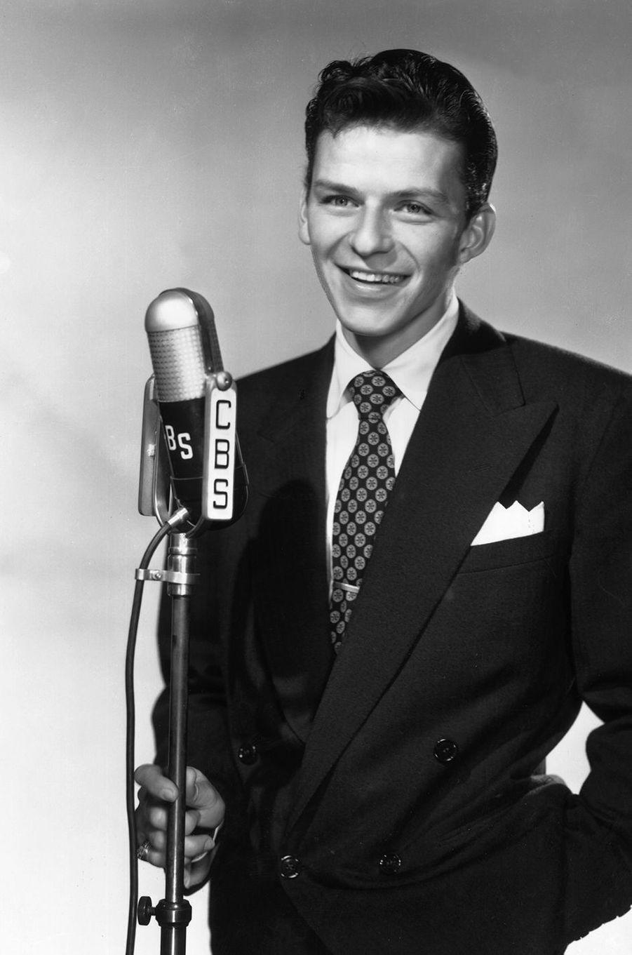 Frank Sinatra en 1942