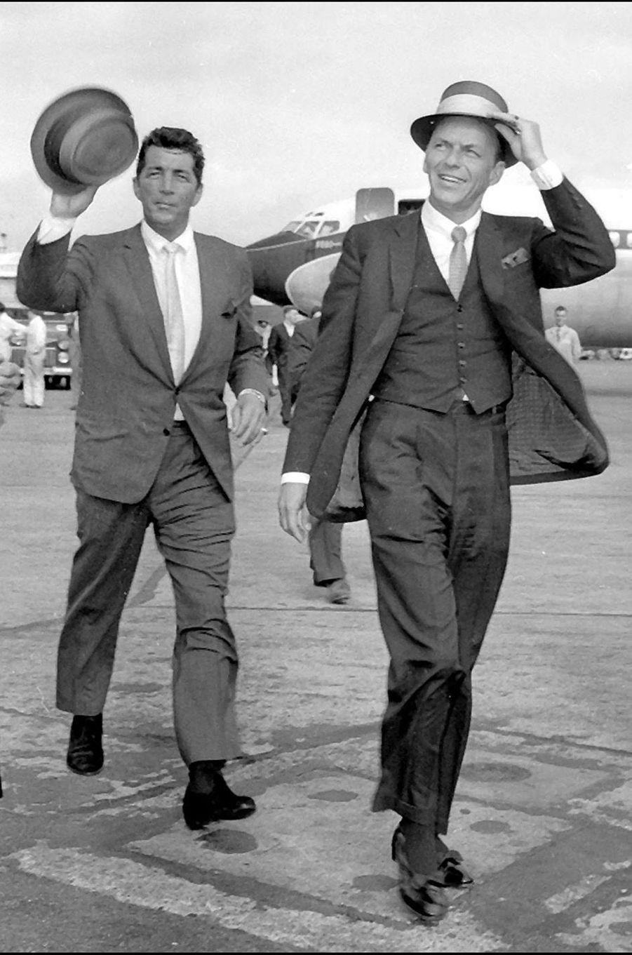 Frank Sinatra en 1961