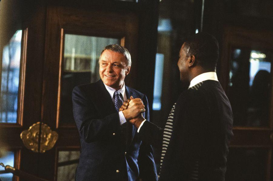 Frank Sinatra en 1984