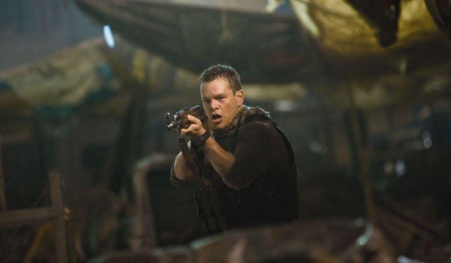 Matt Damon est cette semaine sur les écrans dans Green Zone de Paul Greengrass, la troisième collaboration entre les deux hommes.