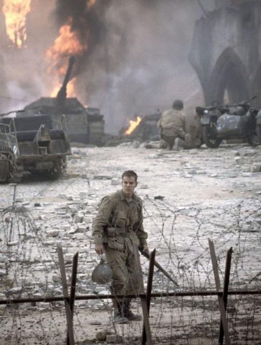 En 1998, il était le soldat Ryan que Tom Hanks devait sauver dans le film magistral de Steven Spielberg sur le débarquement allié.