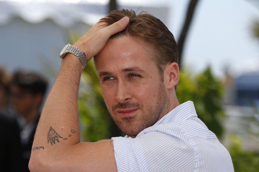Ryan Gosling au Festival de Cannes 2015