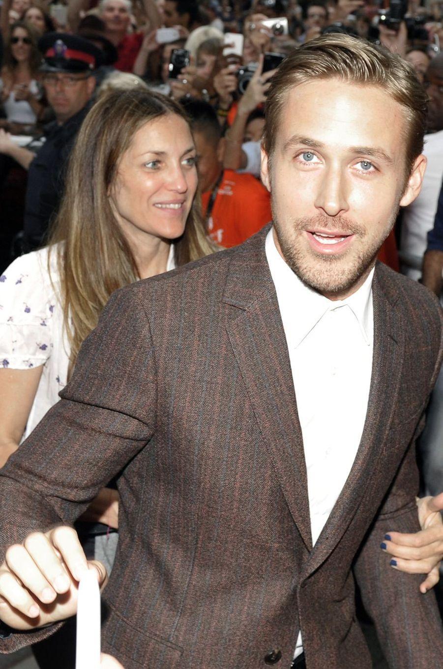 Ryan Gosling en 2012