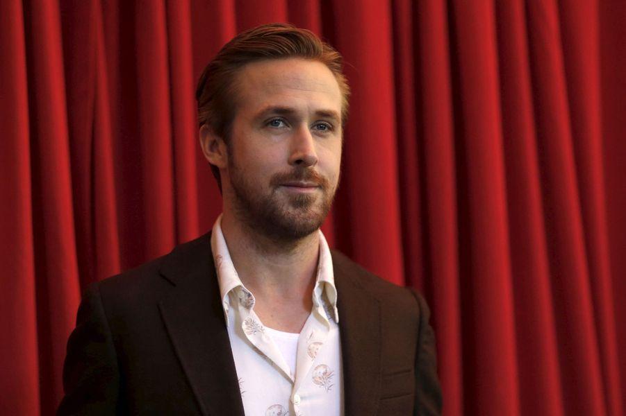 Ryan Gosling en 2016