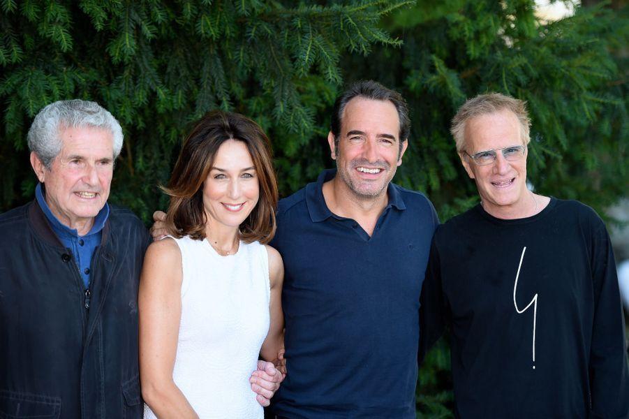 Jean Dujardin présentera son dernier long-métrage au Festival du film francophone d'Angoulême ce soir.