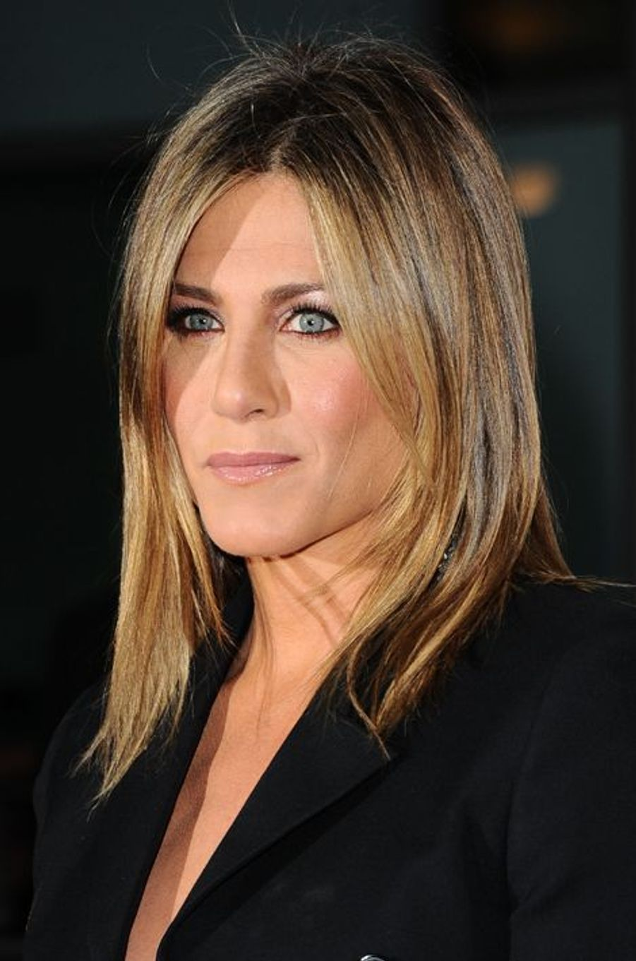 Jennifer Aniston à Los Angeles le 27 août 2014 pour présenter son film Life of Crime.