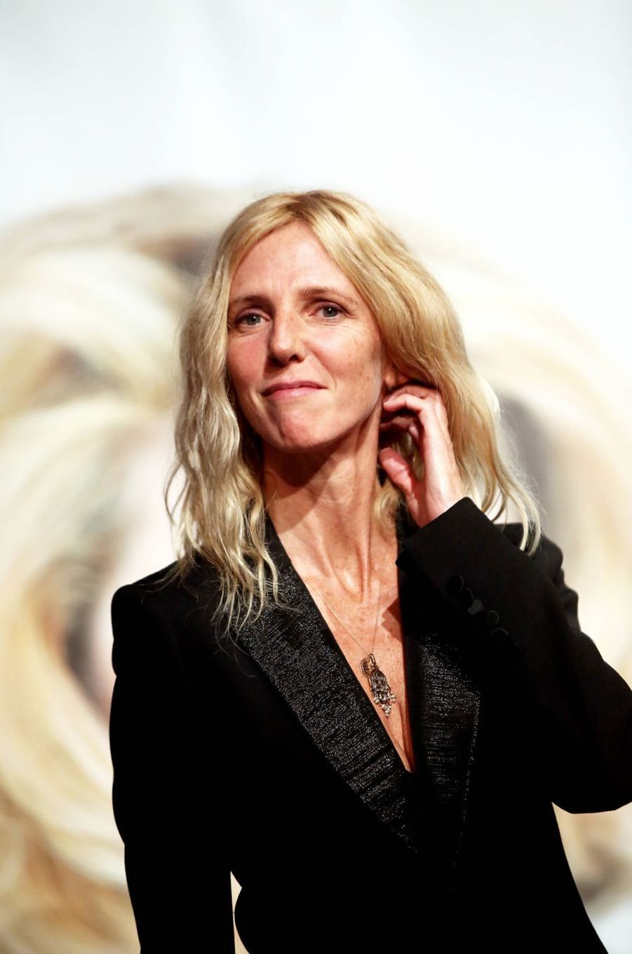 Sandrine Kiberlain.