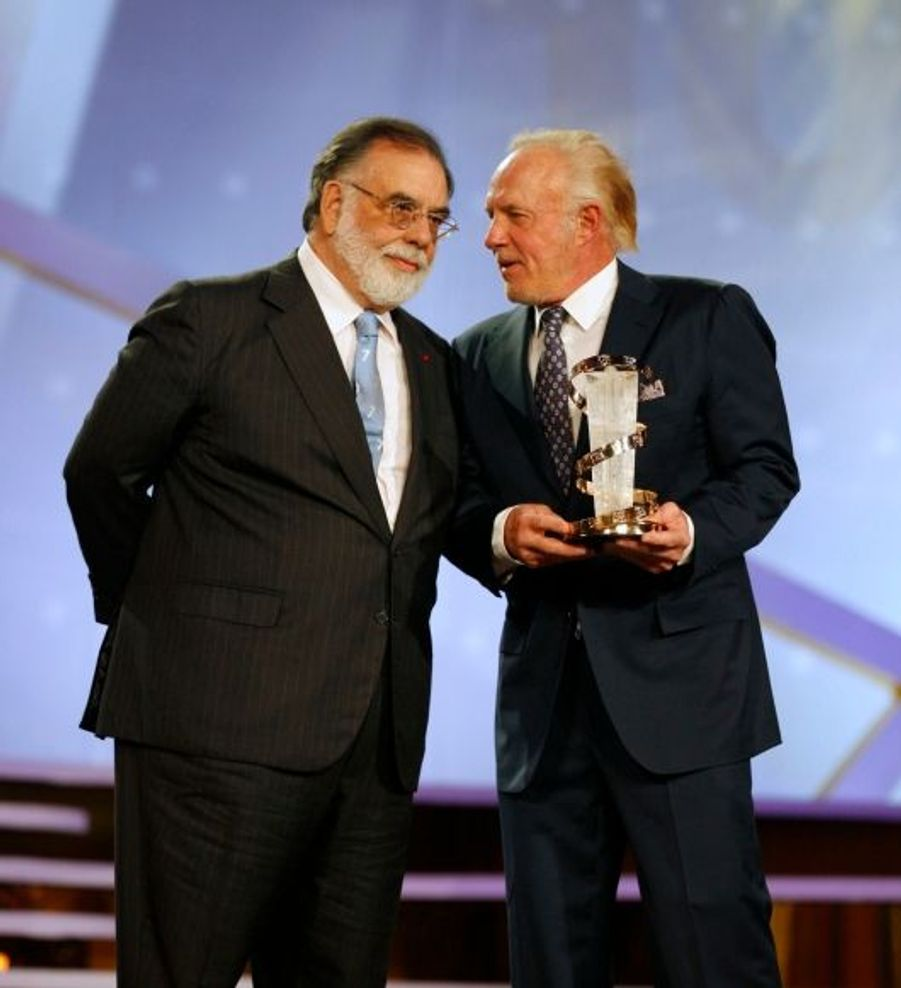 Francis Ford Coppola et James Caan