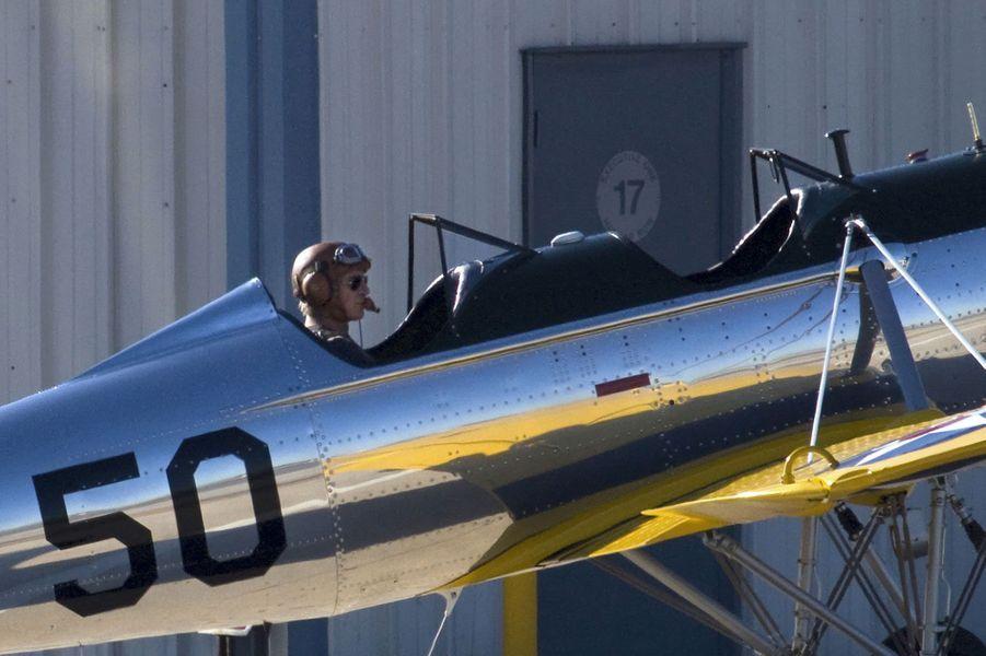 Harrison Ford à bord de son Ryan PT22