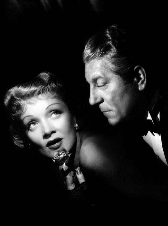 """Leur relation commence en 1941. Ils tournent une seul fois ensemble dans le film """"Martin Roumagnac"""" de 1946 et se séparent peu après.Film : """"Martin Roumagnac"""", 1946"""