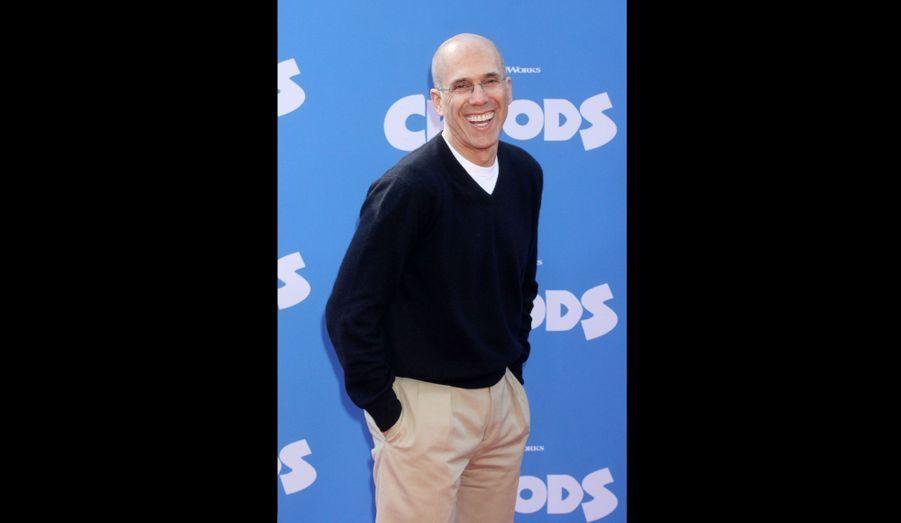Jeffrey Katzenberg, le patron de Dreamworks