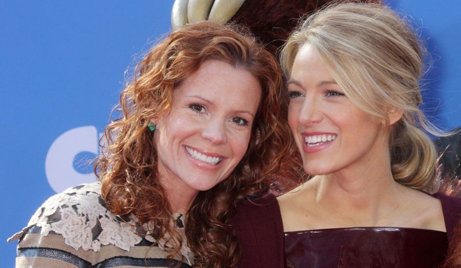 Robyn et Blake Lively, toutes deux actrices