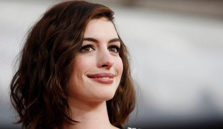 """Agée de seulement 26 ans, Anne Hathaway est l'une des plus jeunes actrices de ce classement. Passée à deux doigt d'un Oscar l'an dernier pour son rôle dans """"Rachel se marie"""", elle devient une valeure sûre pour les producteurs, qui peuvent compter en l'engageant sur des recettes en moyenne vingt-trois fois supérieures à son salaire"""