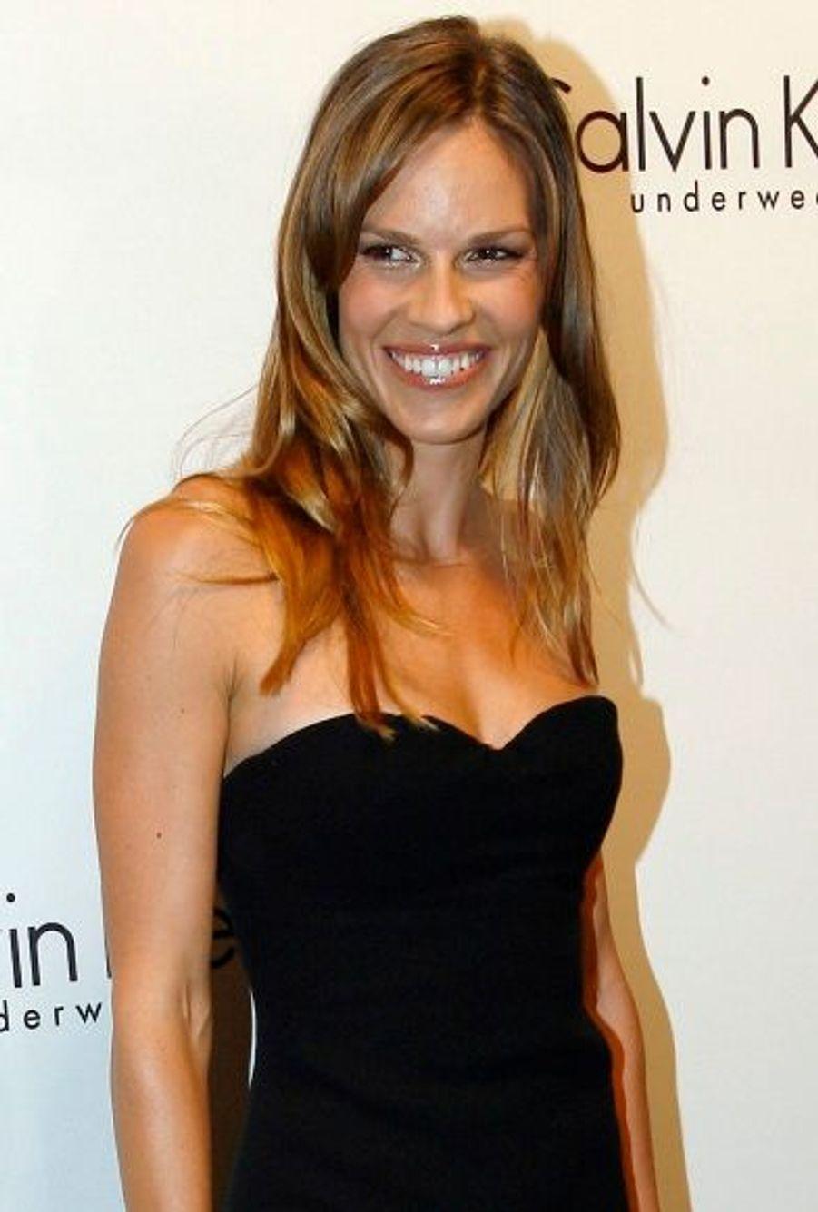 """Oscar de la meilleure actrice en 2005 pour son rôle dans """"Million Dollar Baby"""", l'américaine est aussi """"rentable"""" pour les producteurs qu' Anne Hataway ou Cate Blanchett selon Forbes."""