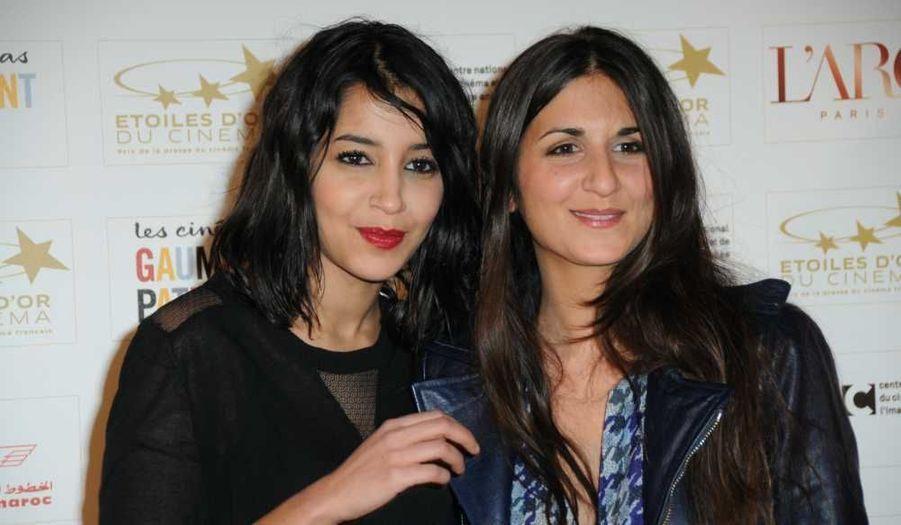 Tout ce qui brille a décroché les Prix du meilleur premier film et du meilleur espoir féminin pour Leïla Bekhti.