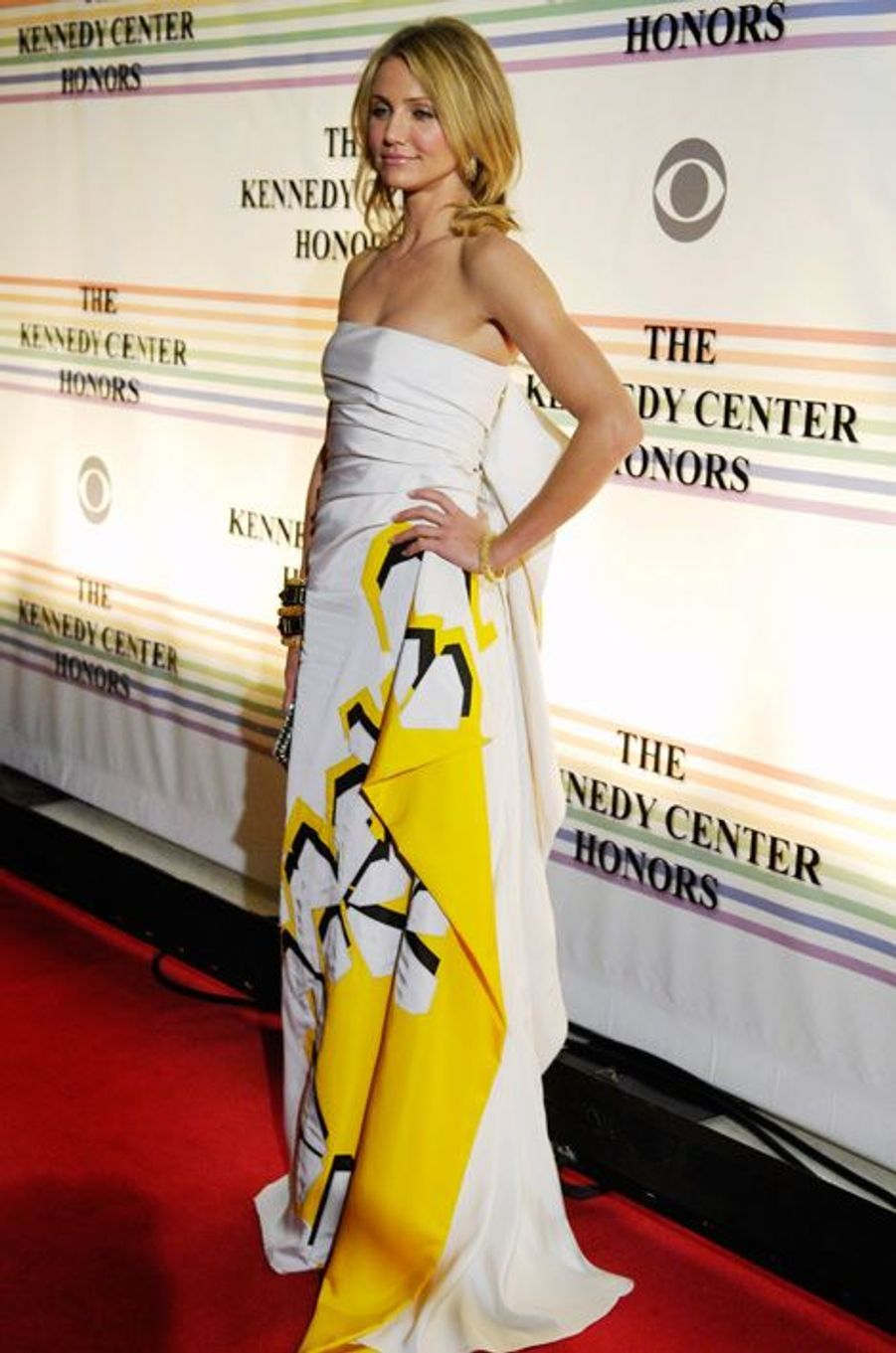 En décembre 2007 au Kennedy Center Honors show de Washington