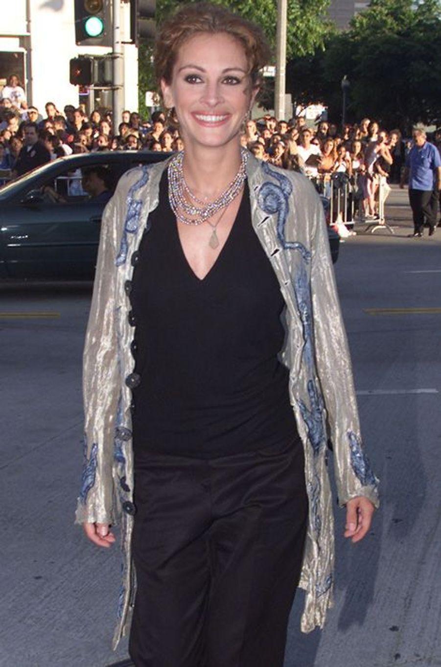 A l'avant-première de «America's Sweethearts» en 2001